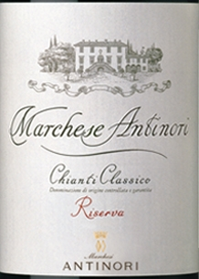 CHIANTI MARCHESE ANTINORI 2011| CARTA BELA IT�LIA